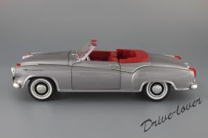 Прикрепленное изображение: Borgward Isabella Cabriolet Revell 08411_02.JPG