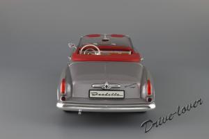 Прикрепленное изображение: Borgward Isabella Cabriolet Revell 08411_04.JPG