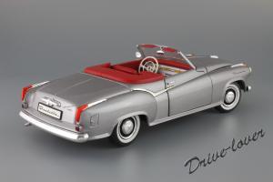 Прикрепленное изображение: Borgward Isabella Cabriolet Revell 08411_06.JPG