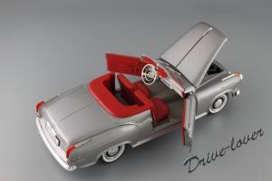 Прикрепленное изображение: Borgward Isabella Cabriolet Revell 08411_07.JPG