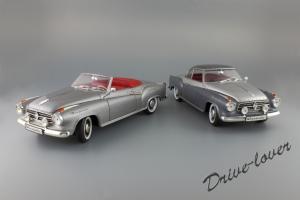 Прикрепленное изображение: Borgward Isabella Coupe & Cabriolet Revell_01.JPG
