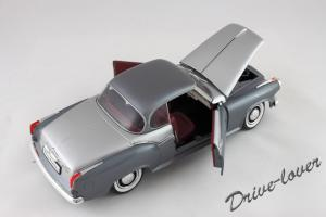 Прикрепленное изображение: Borgward Isabella Coupe Revell 08859_07.JPG