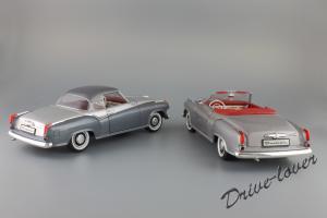 Прикрепленное изображение: Borgward Isabella Coupe & Cabriolet Revell_02.JPG