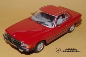 Прикрепленное изображение: 80. 1971 R107 350SL Hardtop (Minichamps) (1).JPG