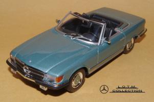 Прикрепленное изображение: 82. 1971 R107 350SL Open (Minichamps) (1).JPG