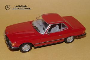 Прикрепленное изображение: 80. 1971 R107 350SL Hardtop (Minichamps) (2).JPG