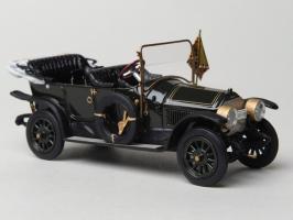 Прикрепленное изображение: Gräf&Stift 28-32 Doppel-Phaeton, dark green-black 1910 Starline 1к43.jpg