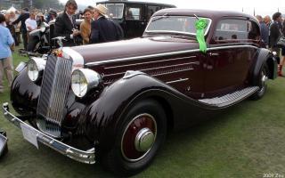 Прикрепленное изображение: 1937 Hispano Suiza K6 Henri Chapron Coach Mouette.jpg