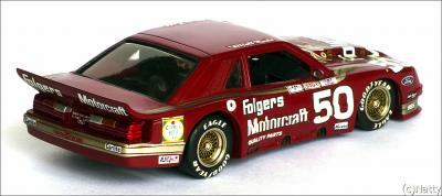 Прикрепленное изображение: 1986 Ford Mustang GTO Roush IMSA 50 Folgers Motorcraft Elliott Rudd - Starter - 299 - 2_small.jpg