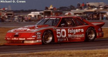 Прикрепленное изображение: 1986 Ford Mustang Roush - Daytona 24 Hours - B.Elliot-R.Rudd-K.Petty-K.Schader.jpg