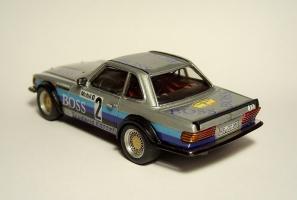 Прикрепленное изображение: 7  Mercedes 500 SL 2  BOSS Monte Carlo 1981.JPG