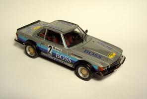 Прикрепленное изображение: 2  Mercedes 500 SL 2  BOSS Monte Carlo 1981.JPG