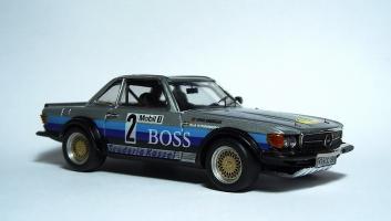 Прикрепленное изображение: 3  Mercedes 500 SL 2  BOSS Monte Carlo 1981.JPG