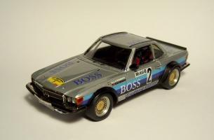 Прикрепленное изображение: 4  Mercedes 500 SL 2  BOSS Monte Carlo 1981.JPG