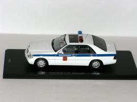 Прикрепленное изображение: Mercedes-Benz S500  W140 Милиция Москва 003.JPG