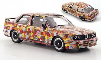 Прикрепленное изображение: BMW M3 ( E30) ART CAR MICHAEL JAGAMARA NELSON.jpg