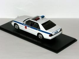 Прикрепленное изображение: Mercedes-Benz S500  W140 Милиция Москва 004.JPG
