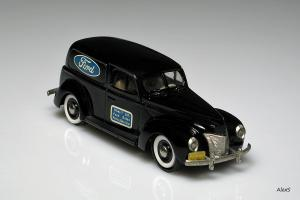 Прикрепленное изображение: FORD SEDAN 1940 DELIVERY \'FORD SERVICE` Brooklin Models BRK9.jpg