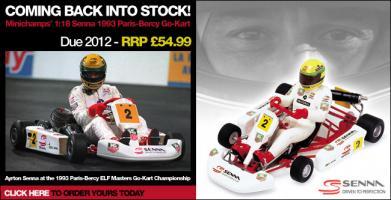Прикрепленное изображение: Minichamps Go Kart - 1993 Paris-Bercy - #2 A. Senna 118 .jpg