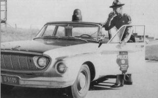 Прикрепленное изображение: 1962 Dodge Cop Car.jpg