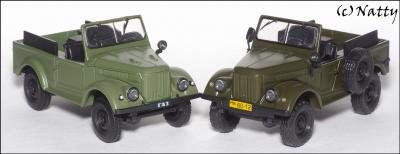 Прикрепленное изображение: 1954 GAZ 69 Olive Green - IST - IST012 - 5_small.jpg