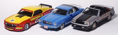Прикрепленное изображение: Ford Mustang II Ghia - American Excellence Model Car World Exklusiv - 169491 - 5.jpg