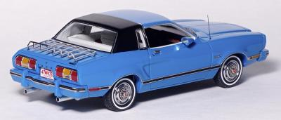 Прикрепленное изображение: Ford Mustang II Ghia - American Excellence Model Car World Exklusiv - 169491 - 2.jpg