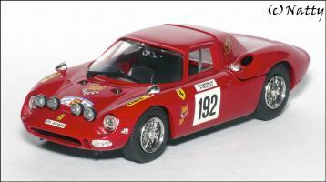 Прикрепленное изображение: 1969 Ferrari 250 LM Scuderia Filipinetti Tour De France Gustave Gosselin J.P. Rouget - Best Model - BT9023 - 1_small.jpg