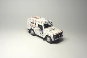 Прикрепленное изображение: MB W460 280GE Paris-Dakar 1983 J.Ickx-C. Brasseur IXO (1).JPG