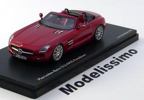 Прикрепленное изображение: Mercedes SLS AMG Roadster Schuco Pro.R.jpg