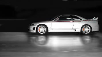 Прикрепленное изображение: Nissan Skyline R33 Nismo 001.jpg
