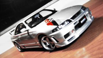 Прикрепленное изображение: Nissan Skyline R33 Nismo 012.jpg