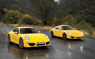 Прикрепленное изображение: Porsche-991-and-997-front-three-quarter.jpg