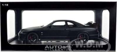 Прикрепленное изображение: NISSAN SKYLINE GT-R R-TUNE R33 MATT BLACK 1-18 AUTOART.jpg
