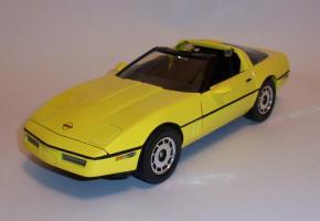 Прикрепленное изображение: Chevrolet Corvette 1986 ERTL.JPG