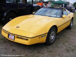 Прикрепленное изображение: 1986 Chevy Corvette 1-18 ERTL - 2150р. (4).jpg