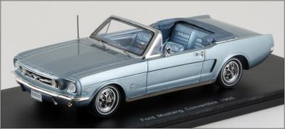 Прикрепленное изображение: 1966 Ford Mustang Convertible MCW L.E.300 - Spark - 184833 - 1_small.jpg