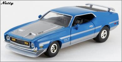 Прикрепленное изображение: 1971 Ford Mustang Boss 351 - Johnny Lightning - 252-01 - 1_small.jpg