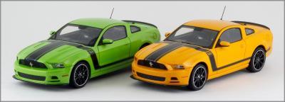 Прикрепленное изображение: 2013 Ford Mustang BOSS 302 - Schuco Pro R - 450883300 - 7_small.jpg