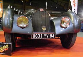 Прикрепленное изображение: Bugatti 57S Roadster by Derain.jpg