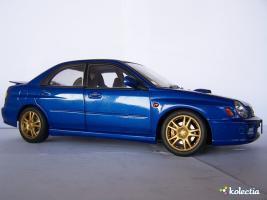 Прикрепленное изображение: 1 18 Auto Art Subaru Impreza WRX STI New Age 2001 WRX Blue Mica Pearl - 189.jpg