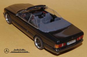 Прикрепленное изображение: 129. 1985 C126 Cabrio (JM-Modellbau) (3).JPG