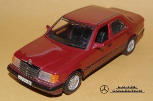 Прикрепленное изображение: 109. 1989 W124 300D (Minichamps) (1).JPG