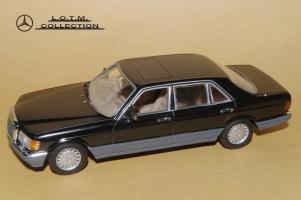 Прикрепленное изображение: 101. 1985 W126 560SEL (Minichamps) (2).JPG
