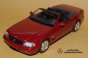 Прикрепленное изображение: 128. 1999 R129 SL500 (Minichamps) (1).JPG