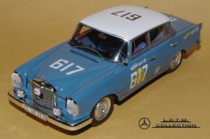 Прикрепленное изображение: 126. 1964 W112 300SE Rallyefahrzeug (Spark) (1).JPG