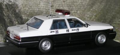 Прикрепленное изображение: Nissan cadric  Police Car 2003 P1010163.JPG