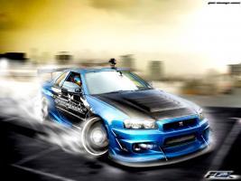 Прикрепленное изображение: 1Nissan_Skyline_GTR_Drifting_by_Faik05.jpg