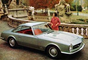 Прикрепленное изображение: +1964 Mercedes Benz 230 SL by Pininfarina.jpg