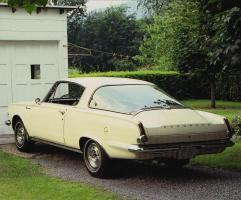 Прикрепленное изображение: `65 Plymouth Barracuda Back View.jpg